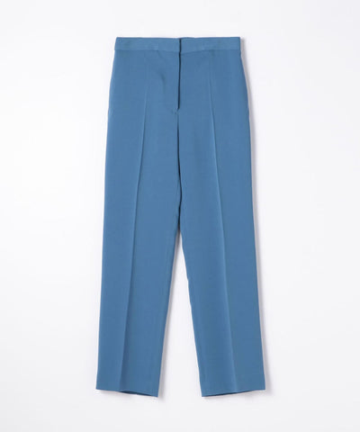 DES PRÉS Double cross stretch straight pants