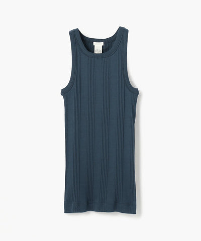 Galerie Vie Cotton American Knit Tank Top