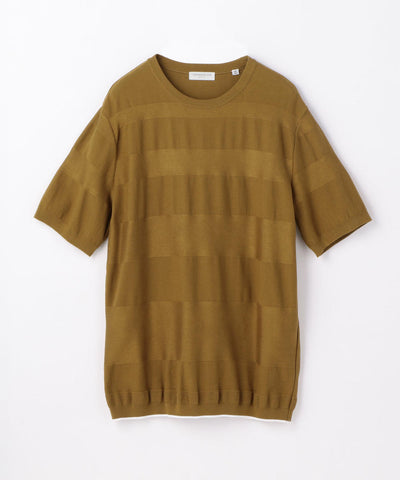 Tricot T Shadow Stripe Orange