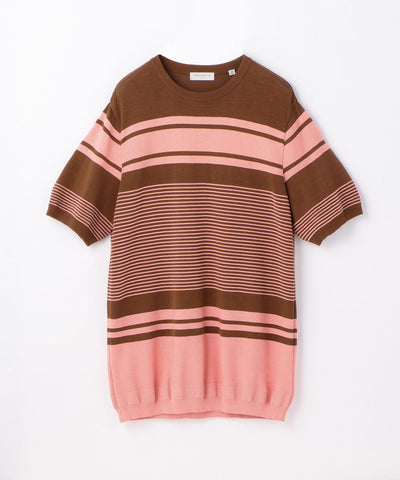 Tricot T Alternate Stripe Brown