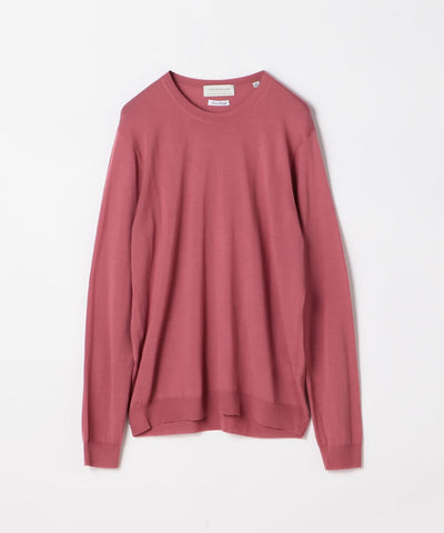 TOMORROWLAND Super fine merino wool crew neck knit