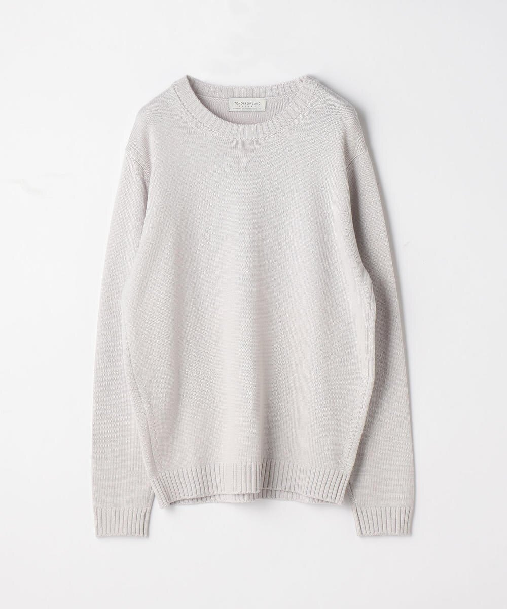 TOMORROWLAND Merino Basic Crew Neck Knit
