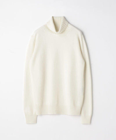 TOMORROWLAND Super fine lambswool turtleneck knits