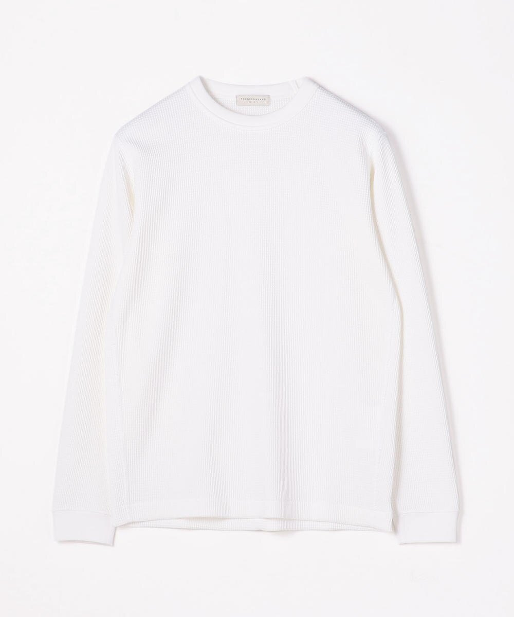 Suvin Waffle Long Sleeve Pullover