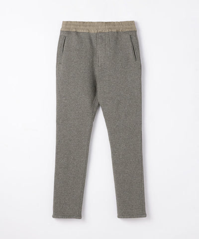 TOMORROWLAND Cotton Sweat Slim Easy Pants