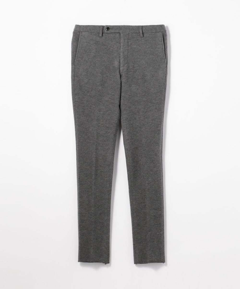 TOMORROWLAND Wool fleece easy pants