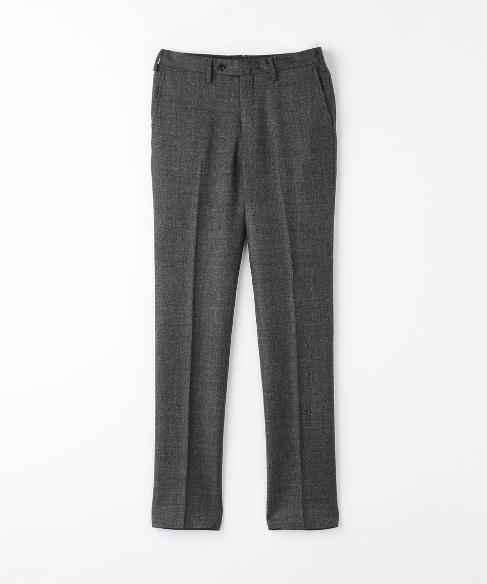 TOMORROWLAND MEN  Super 120's wool flannel slim slacks
