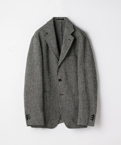 TOMORROWLAND Ring Tweed Step Return 3B Tailored Jacket