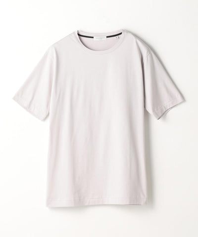 Suvin White Purity Jersey T-Shirt Off White