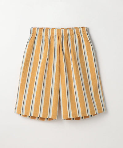 Cameriere Stripe Shorts Orange