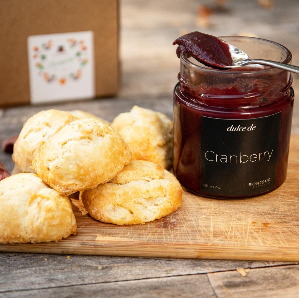 Thanksgiving Gift Box - Cranberry + Scones