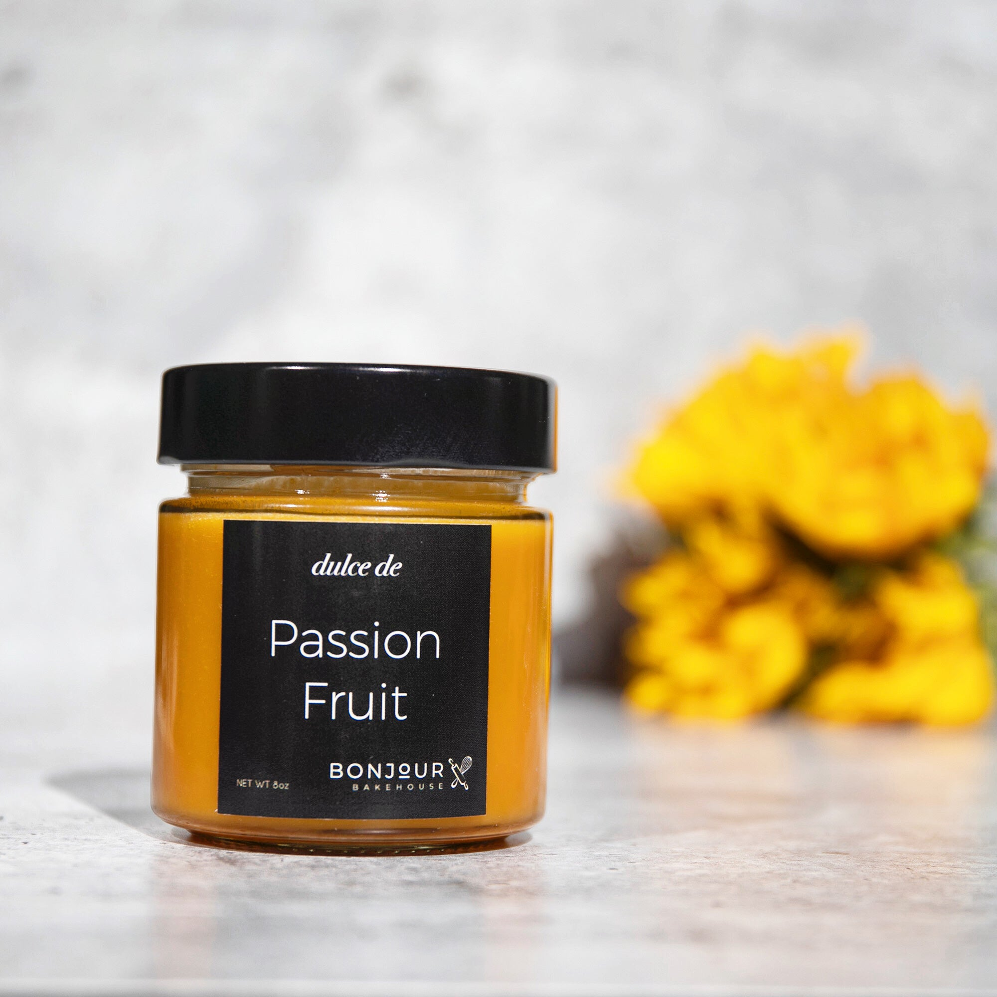 Dulce de Passion Fruit