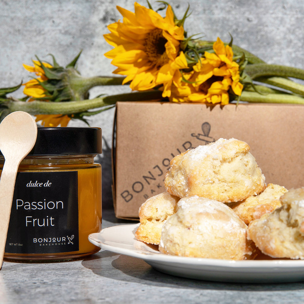 Gourmet Gift Box - Passion Fruit + Scones