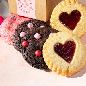 (6) Mon Coeur - Valentine's Assorted Cookies