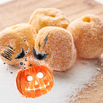 Mini Doughnuts - Pumpkin Spice (Seasonal)