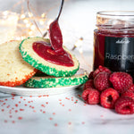Holiday Gift Box - Raspberry + Shortbread