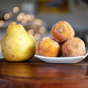 Mini Doughnuts - Pear