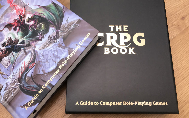 The CRPG Book – Collector's Edition sample arrives!