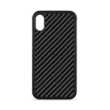 Load image into Gallery viewer, Carbon Fiber iPhone Case