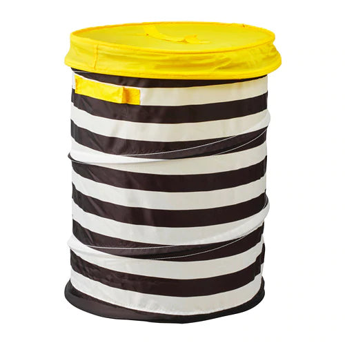 IKEA FLYTTBAR Basket with lid, 2 colors
