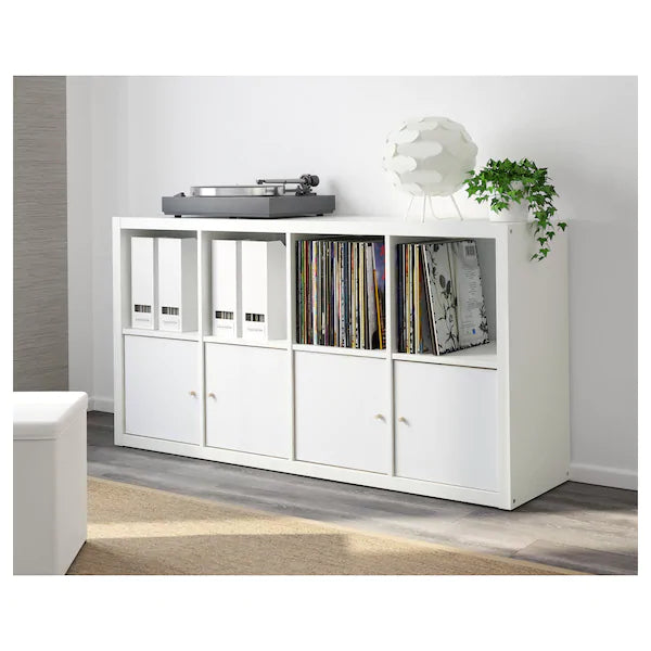 IKEA KALLAX Shelving unit, 4x2, 3 colors