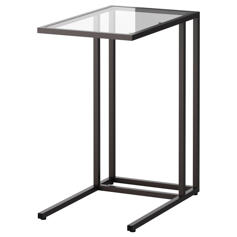 IKEA VITTSJO glass Laptop stand