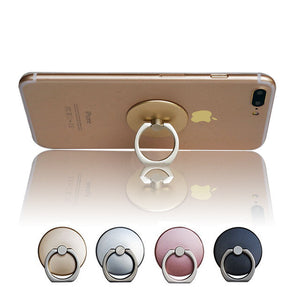 Round Finger Ring Phone Grip