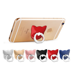 Cat Finger Ring Phone Grip