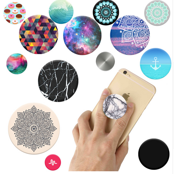 Deluxe Phone Pop-Socket