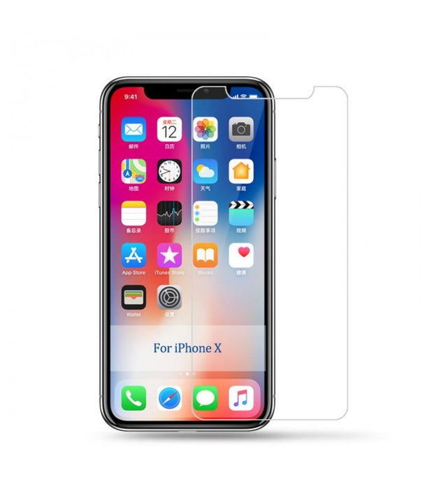 Front Tempered Glass Protector For iPhone