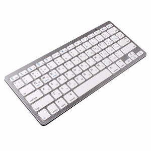 Wireless Keyboard For IPad & IPhone