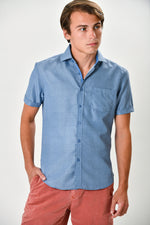 Short Sleeve Button Down - Shop La's Showroom