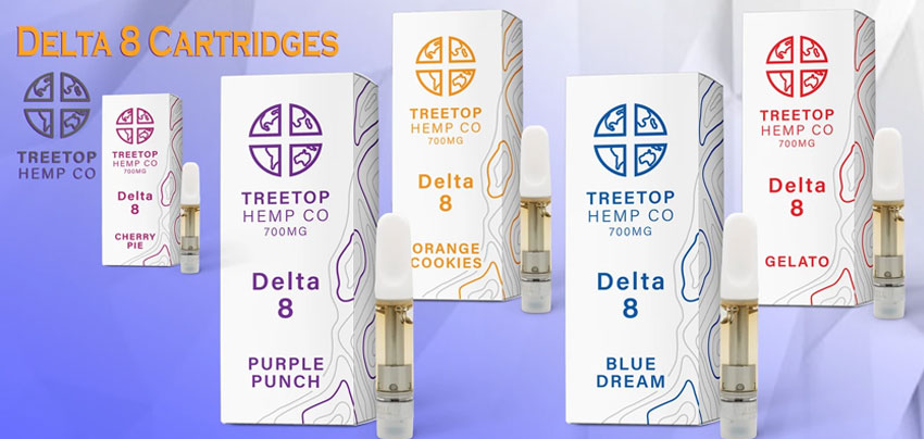 Delta 8 Cartridges