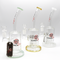 JLD-01 - Chill Glass Water Pipe - Variety of Colors