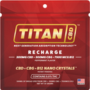 Titan CBD Recharge 300mg Bulk Pack - Hemp Living USA