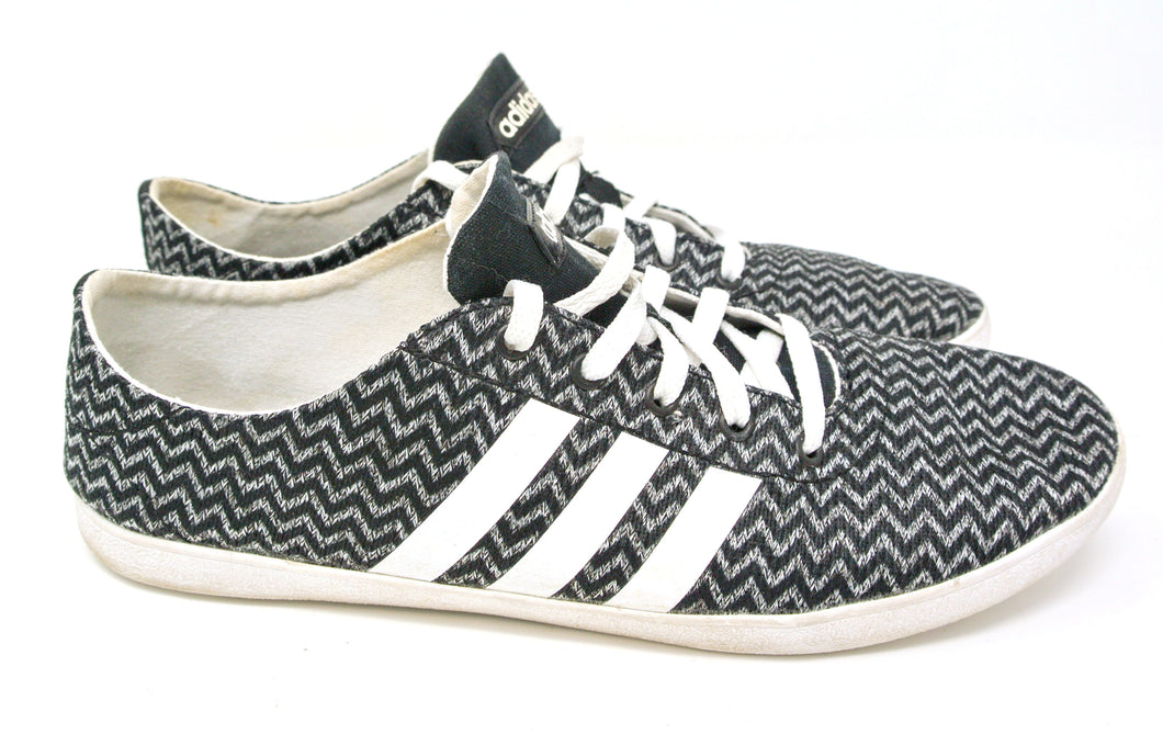 cheap for discount 1e223 f8557 Adidas Neo Label Footbed Grey Sneakers