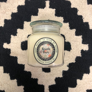 : The BEACH BUM Candle :