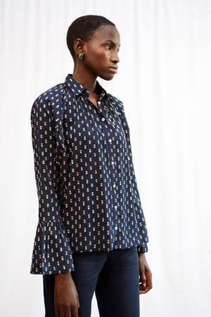 ATHENA LUREX SHIRT