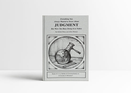 Everything You Always Wanted to Know About Judgment But Were Too Busy Doing It to Notice