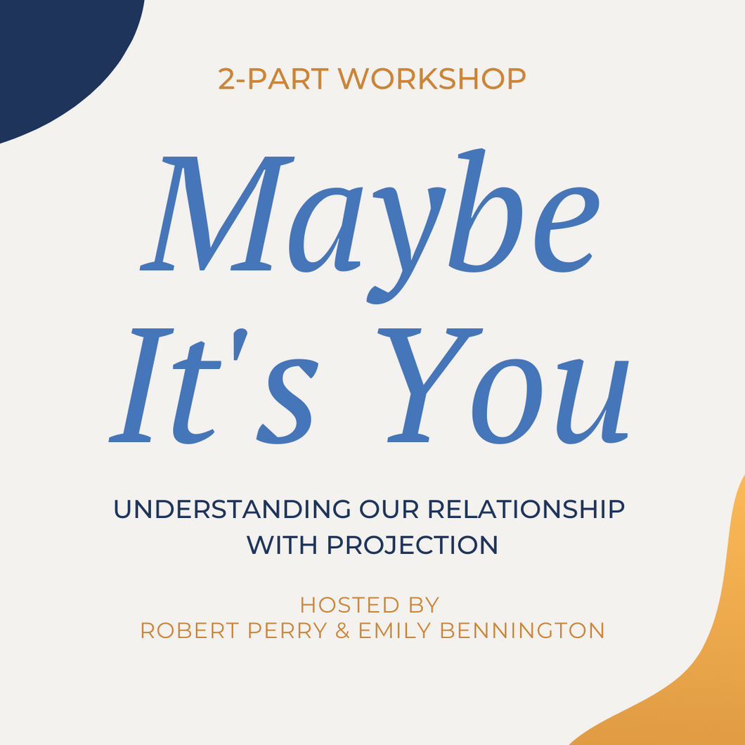 Maybe It's You: Understanding Our Relationship with Projection