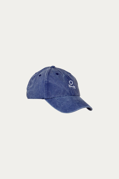 The Tides Navy Dad Hat