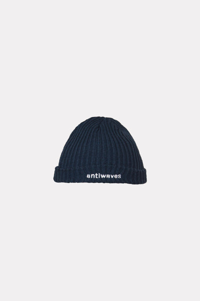 The Tides Navy Beanie