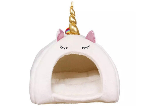 Medium Unicorn Cuddle Cave (FREE SHIPPING)