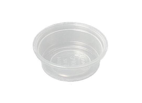 FLASH SALE 0.5oz Food/Water Cups - Various Quantities