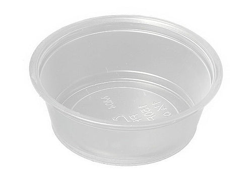 FLASH SALE 1.5oz Food/Water Cups - Various Quantities
