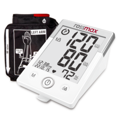 MW701f Upper Arm Blood Pressure Monitor