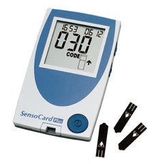 Sensocard Plus Talking Blood Sugar Level Meter