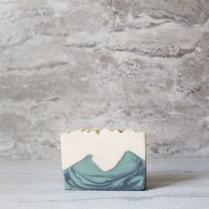 Frosted Alps Artisan Soap
