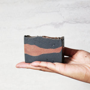 Smoked Earth Artisan Soap 6-Pack