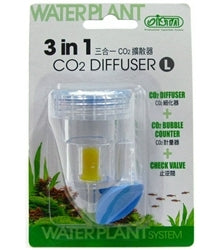 Ista Co2 Diffuser 3 in 1 Large